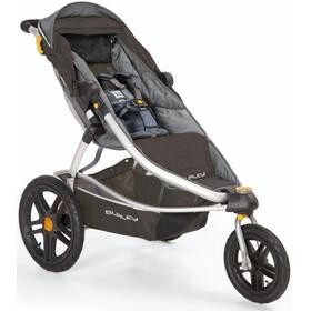 Burley Solstice Kinderwagen grijs/zwart